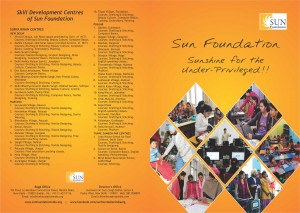 1_Leaflet Sun Foundation A5